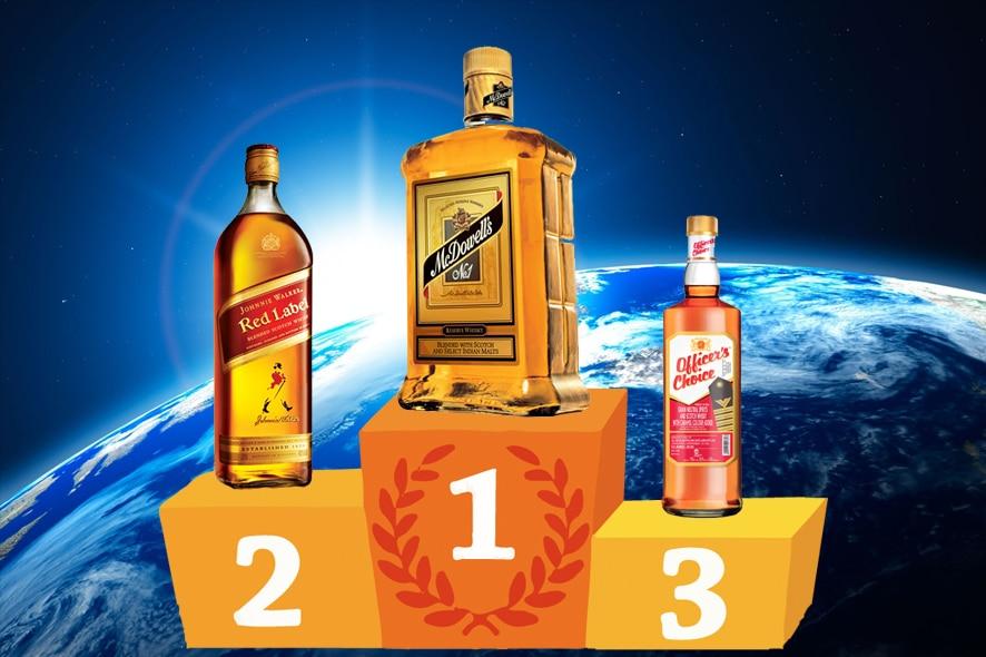Los 30 whiskies más vendidos del mundo (2012)