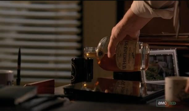 WhistlePig Breaking Bad
