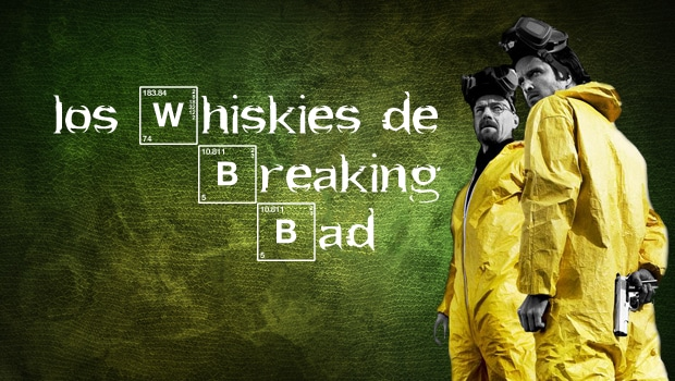 Los whiskies de Breaking Bad