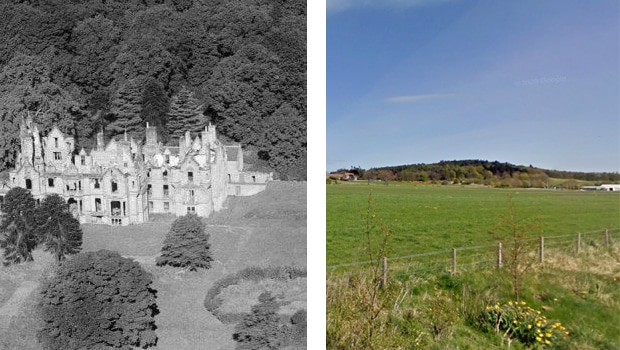 Inchdairnie, posible nueva destilería de Fife