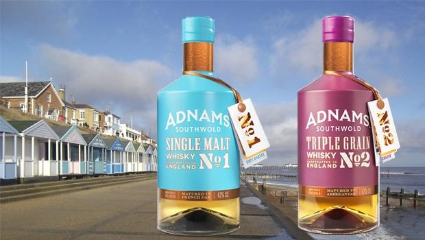 Nacen los primeros dos whiskies de Adnams