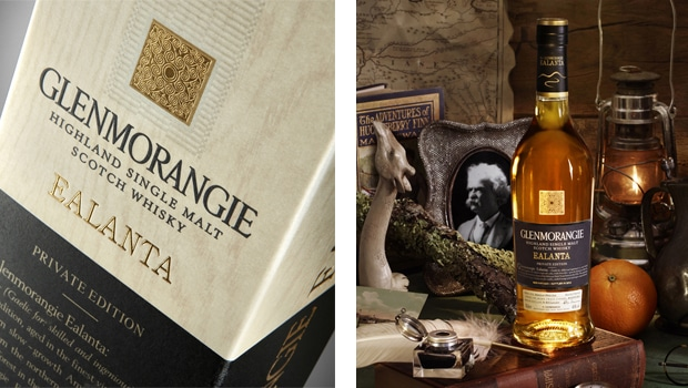 Glenmorangie Ealanta nombrado Whisky del Año