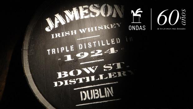 «Triple Destilado» de Jameson se lleva un premio Ondas