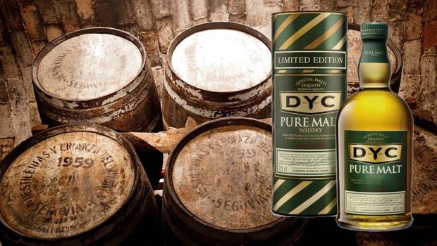 Nueva edición limitada DYC Pure Malt