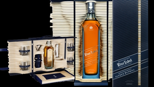 Nuevo Johnnie Walker Blue Label by Alfred Dunhill