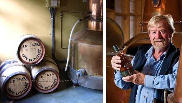 Lark Distillery compra el whisky australiano Overeem