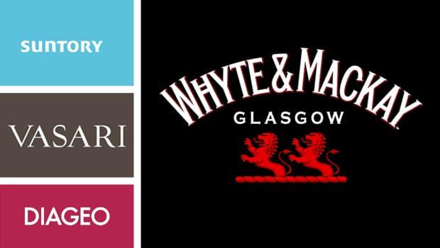 Suntory niega su interés por comprar Whyte & Mackay