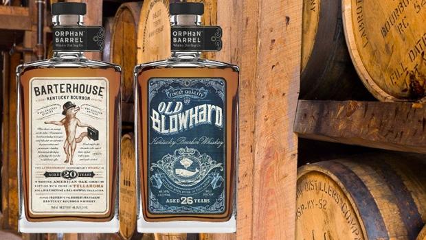 Orphan Barrel, la nueva colección de whiskies de Diageo