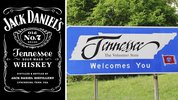 Jack Daniel's en defensa del whisky de Tennessee