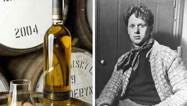 Penderyn Dylan Thomas, nuevo homenaje de la serie Icons of Wales