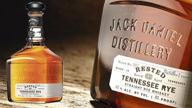 Jack Daniel's lanza Jack Daniel's Rested Tennessee Rye