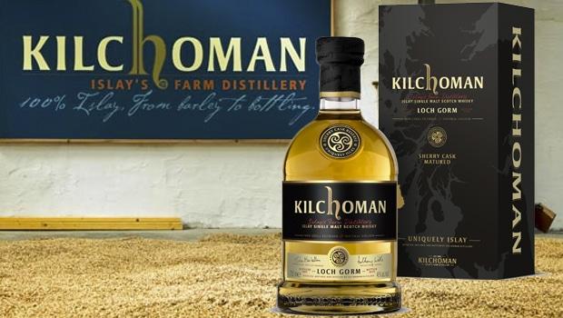 Kilchoman lanza una nueva edición de Loch Gorm