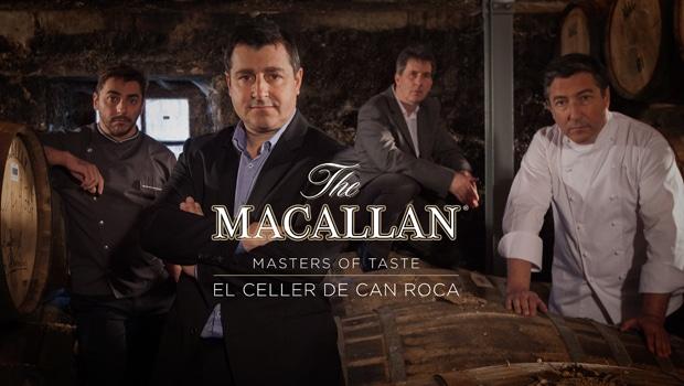 Masters of Taste: la unión del Celler de Can Roca y The Macallan