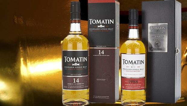 Tomatin lanza Tomatin 14yo Port Wood Finnish y Tomatin 1988 Vintage