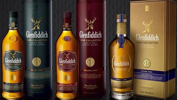 Glenfiddich Cask Collection llega al Whisky Festival