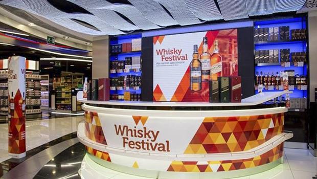 Empieza el Whisky Festival en las tiendas World Duty Free Group