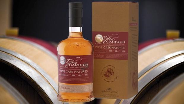 Nace el primer Glen Garioch Wine Cask