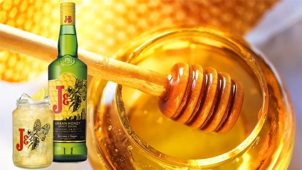 J&B Urban Honey, otro whisky con miel