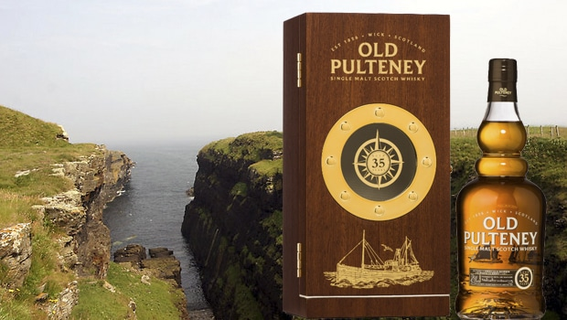 Old Pulteney lanza una edición limitada de 35 años
