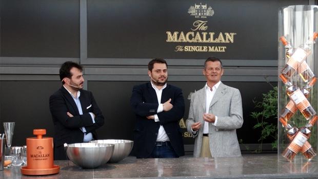 Cócteles The Macallan para el Festival Castell de Peralada