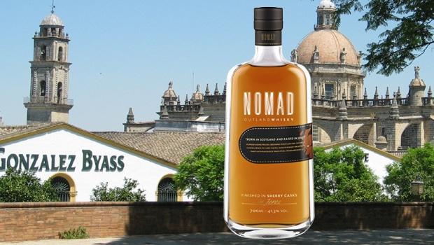Nomad Outland, un whisky escocés con acento español