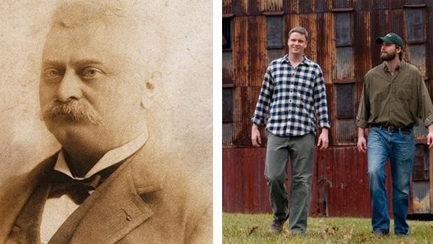 Green Brier resucita después de más de 100 años