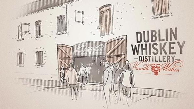 The Dublin Whiskey Company abrirá una nueva destilería en Dublín