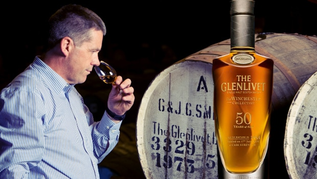 The Glenlivet lanza el Vintage 1964 de su Winchester Collection