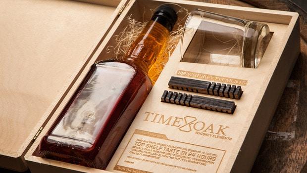Time & Oak, o como envejecer whisky en 24 horas