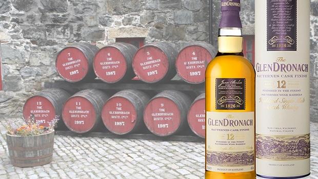 GlenDronach sustituye su expresión de 14 años por una de 12