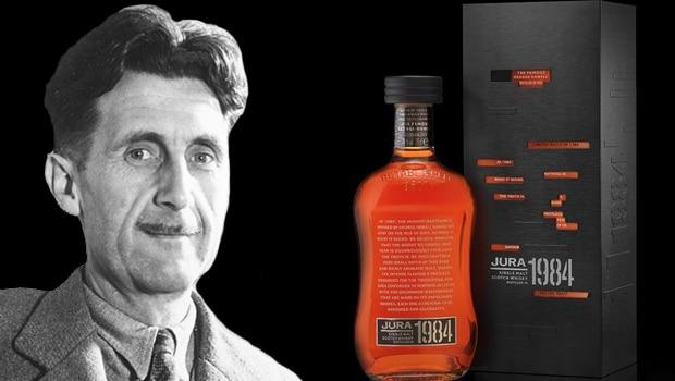 Nuevo Jura 1984, el homenaje a George Orwell