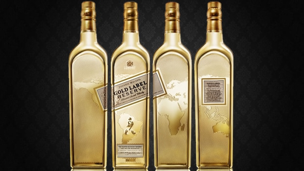 Nuevo Johnnie Walker Gold Label Reserve Travelers' Edition