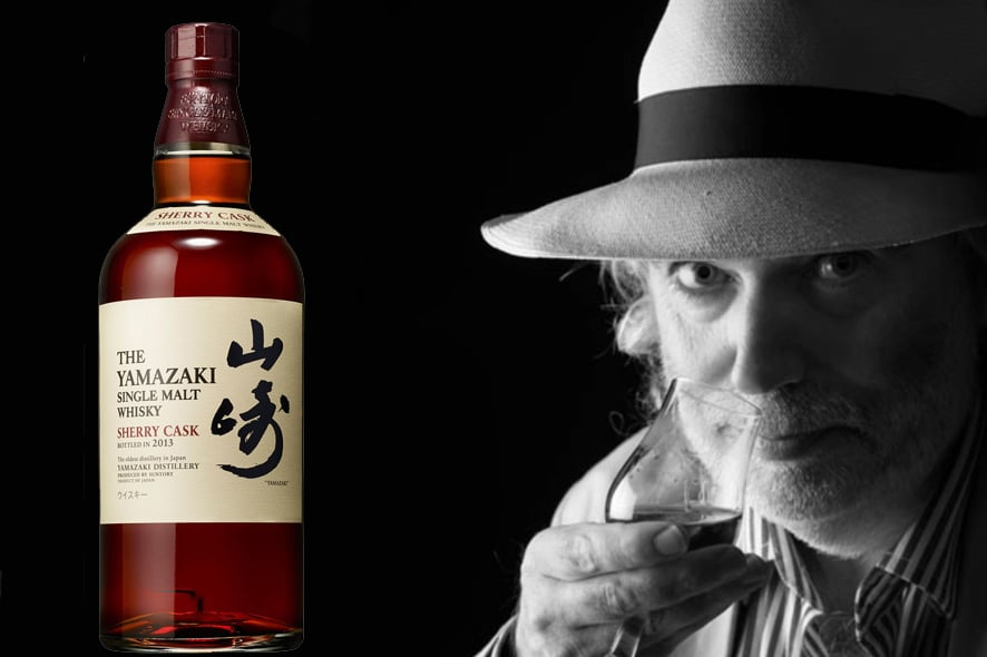 Yamazaki Sherry Cask, el mejor whisky del mundo según Jim Murray