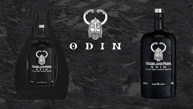 Highland Park lanza Odín, última expresión de su Valhalla Collection
