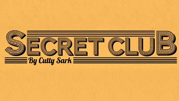 Cutty Sark Secret Club Madrid
