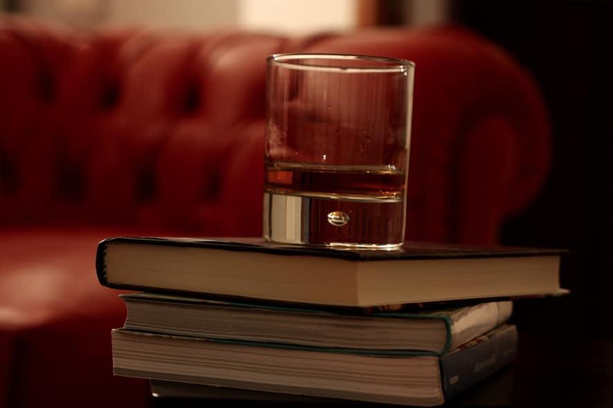Especial Día del libro: libros para amantes del whisky