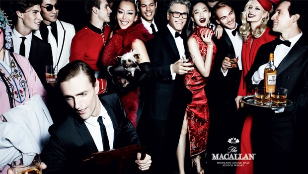 Masters of Photography V: The Macallan y Mario Testino