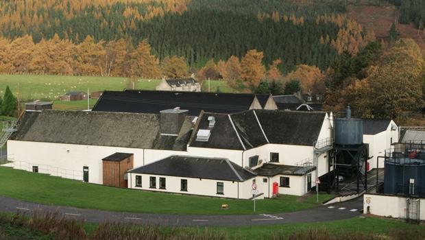 Cragganmore-distillery