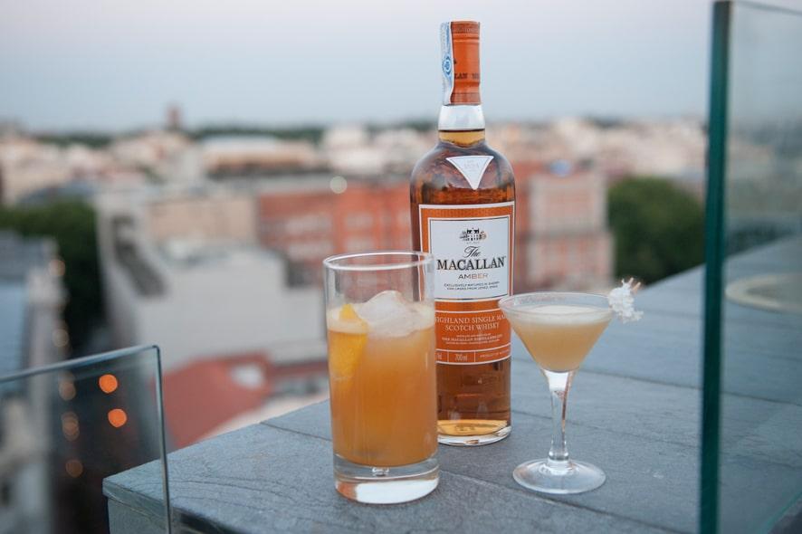 Cócteles The Macallan para el Festival de Peralada 2015