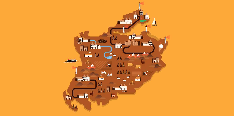Visitar destilerías de whisky en Escocia: Lowland