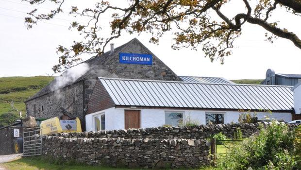 Destileria de Kilchoman