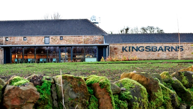 Destileria de Kingsbarns