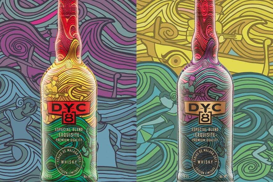 DYC 8, nueva edición limitada de la Feria de Málaga 2015
