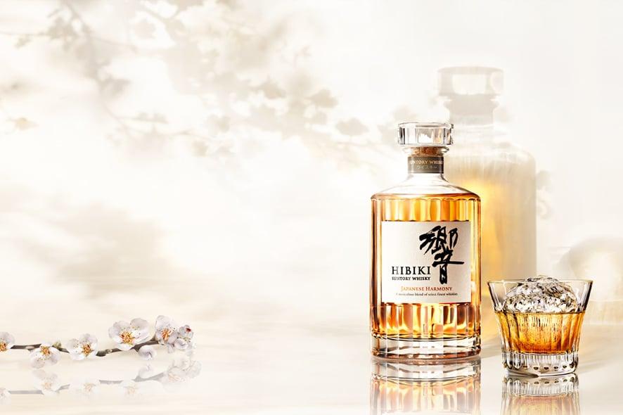 Hibiki Japanese Harmony, nueva expresión de Suntory