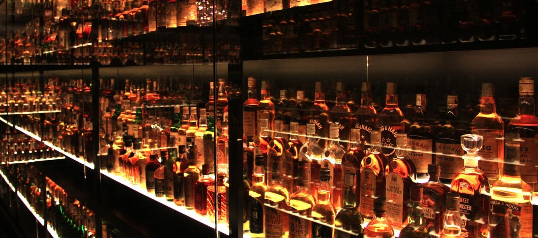 Las marcas de whisky más vendidas del mundo