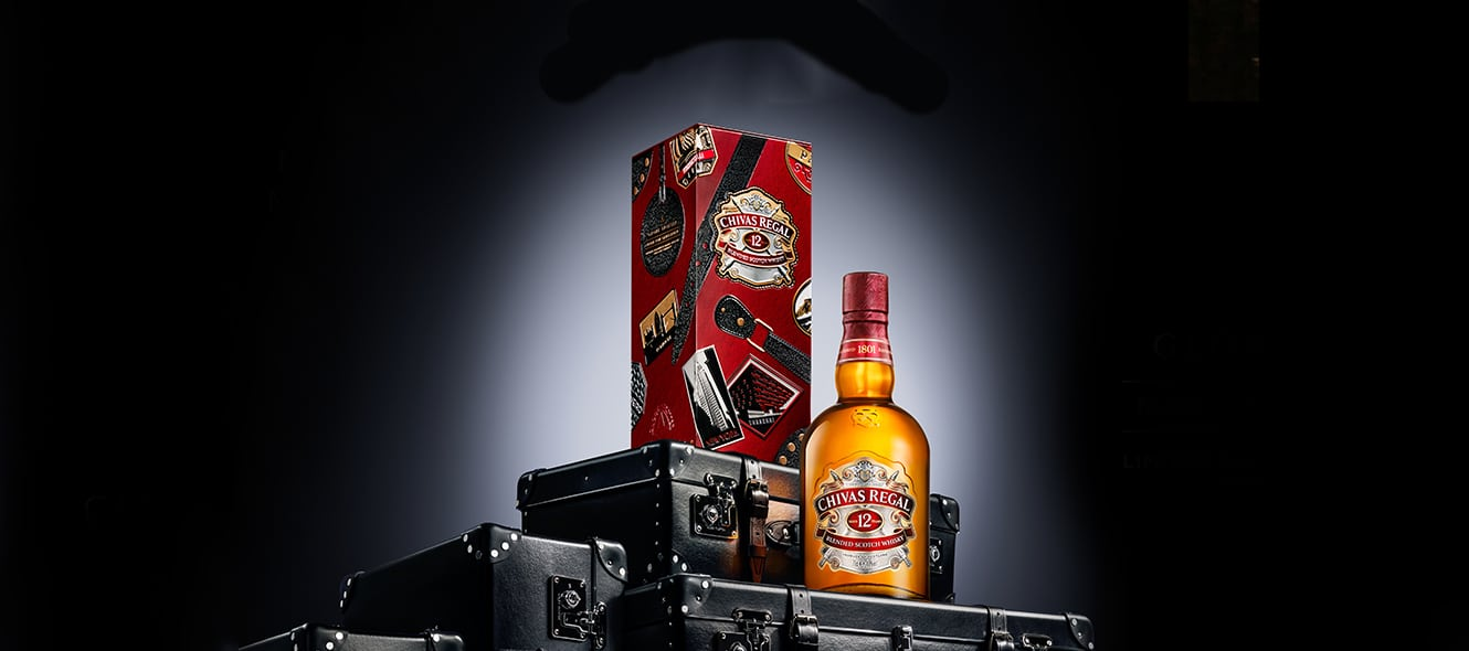 Chivas Regal Made for Gentlemen, nueva edición 2015