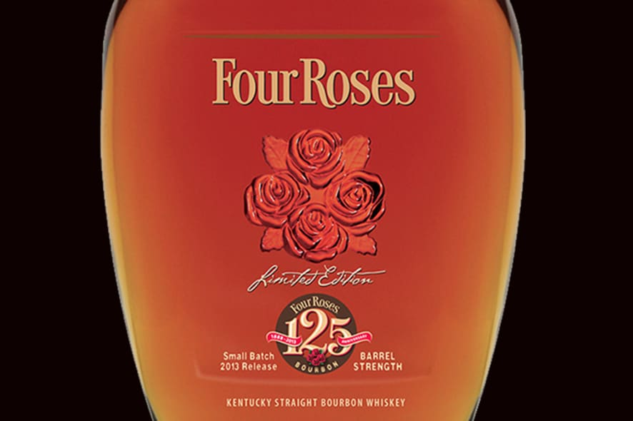 Four Roses Small Batch 125th Anniversary