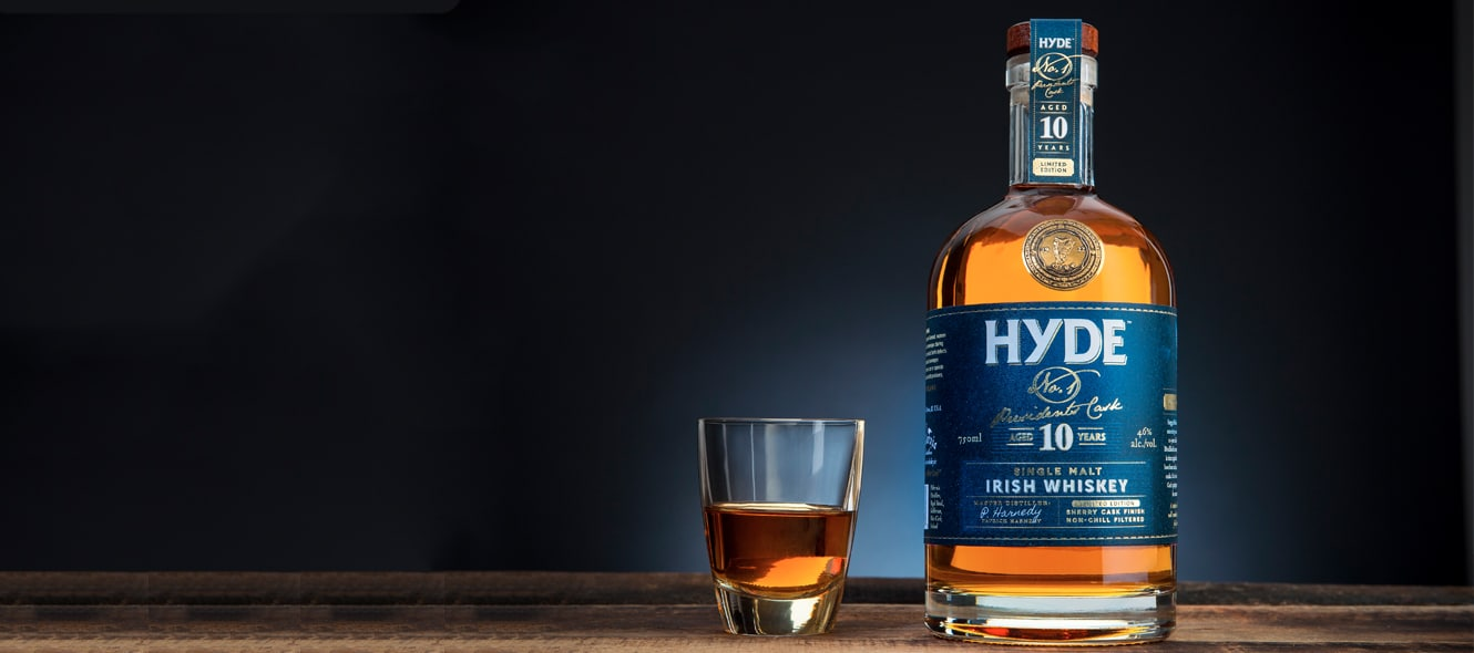 Hyde Whiskey 10 años