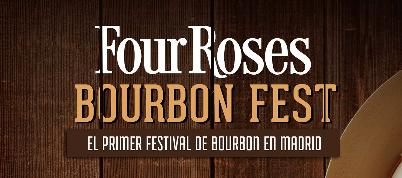 Four Roses Bourbon Fest, el festival country de Madrid