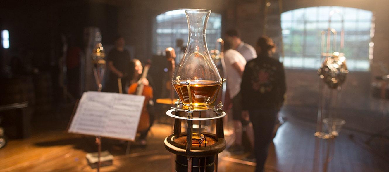 ¿Afecta la música al whisky? El experimento de Glenfiddich